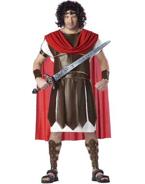 Mens Plus Size Hercules Costume