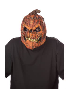 Рухома маска злого гарбуза для дорослих