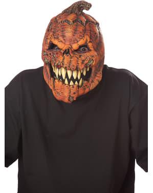 Maska pro dospělé ďábelská dýně