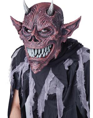 Ani-motion dæmonmaske til voksne