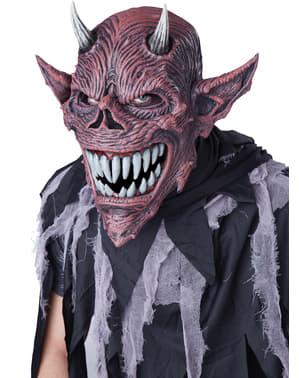 Aikuisten infernaalinen demoni Ani-Motion naamio