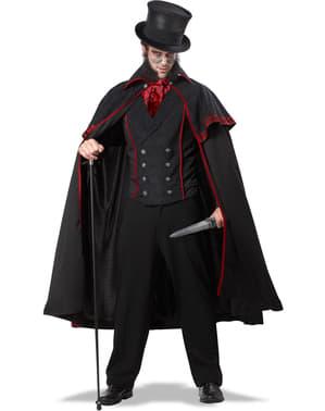 Pánsky kostým Jack Rozparovač