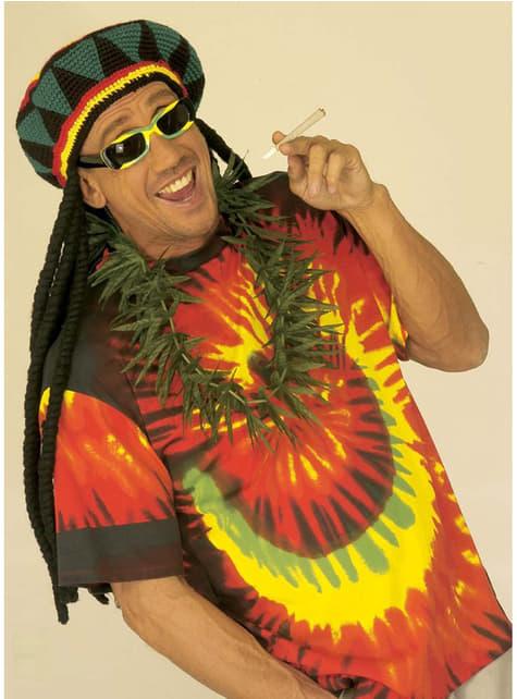 Naszyjnik marihuana