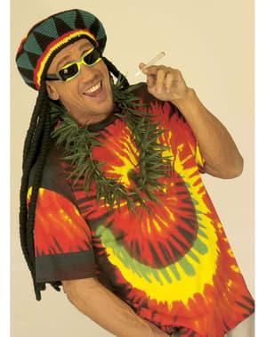 Halskjede Marihuana