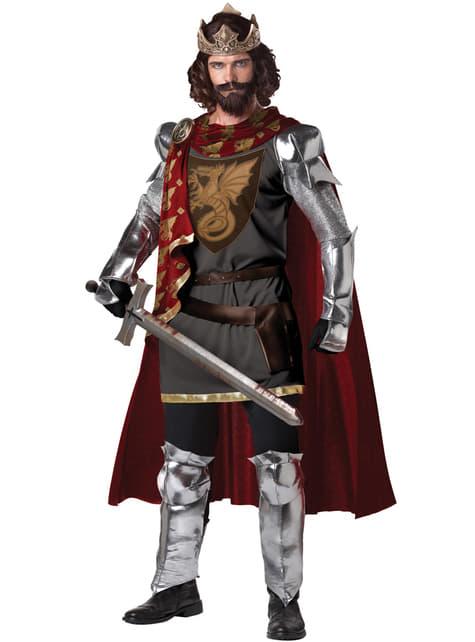 Fato de Rei Artur
