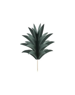 6 Ananas Tandstikker - Aloha Collection