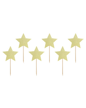 6 tähti ruokatikkua