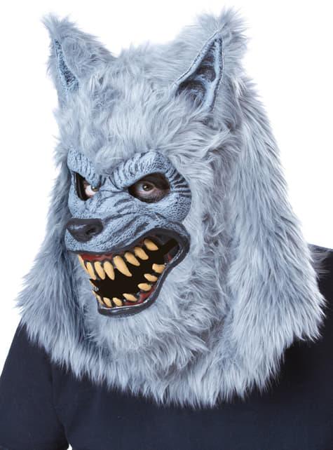 Disfraz de hombre lobo gris ani-motion para hombre - original