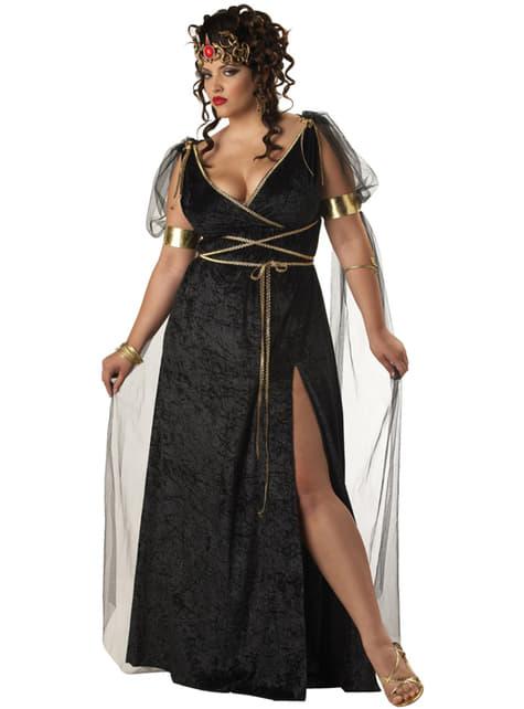 תלבושות פלוס נשים גודל מדוזה