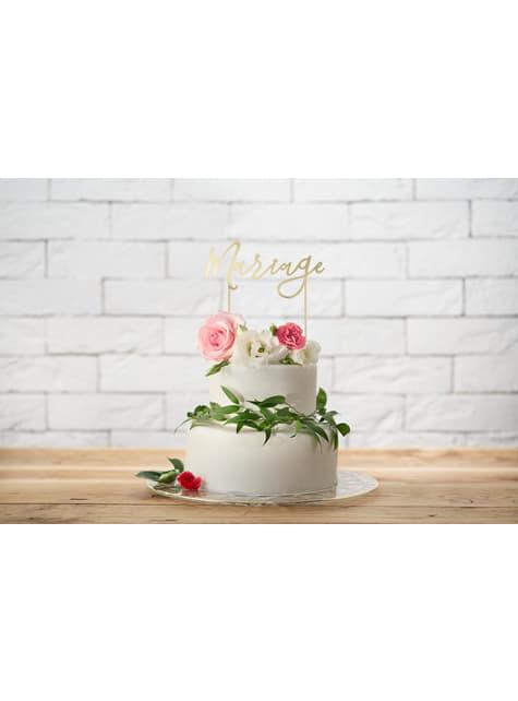 Decoración para tarta