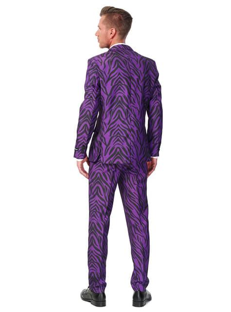 Pimp Tiger Suitmeister Suit