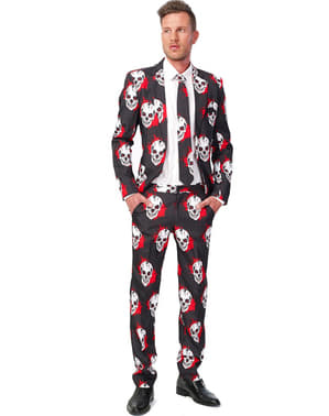 Garnitur Skulls Blood Suitmeister Opposuit
