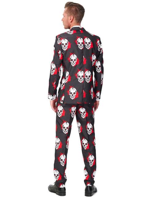 Κοστούμι με Ματωμένα Κρανία - Suitmeister