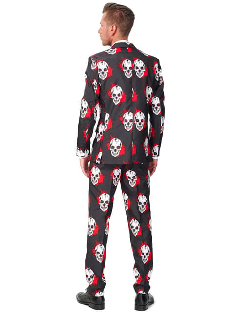 Traje Skulls Blood Suitmeister