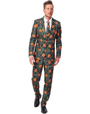 Halloween Kürbis Anzug - Suitmeister