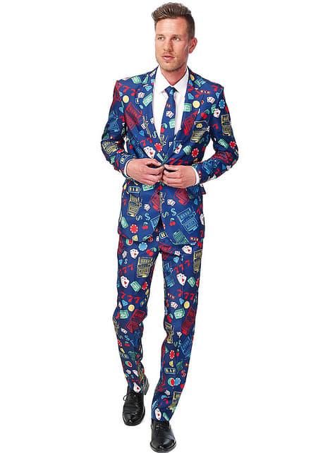 Casino Slot Machine Suitmeister Anzug