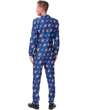 Suitmister USA Stars and Stripes dragt
