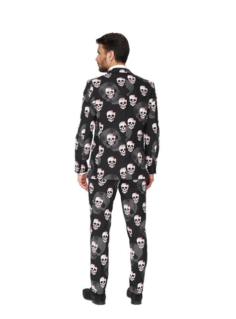Traje Skulleton Opposuit - original