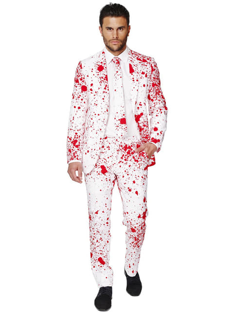 OppoSuit Bloody Harry Suit