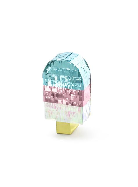 Mini piñata de helado – Iridescent
