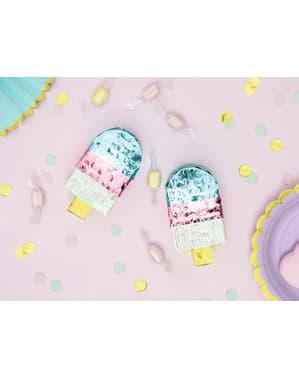 Міні-морозиво Pinata - Райдужні