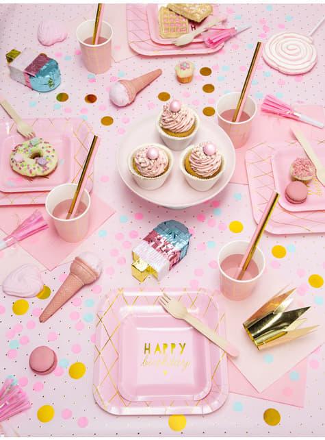 Mini piñata de helado – Iridescent - original