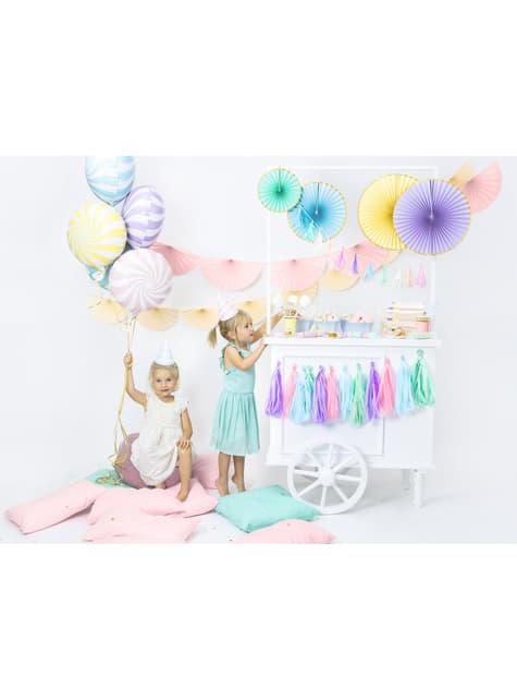 Mini piñata de estrella - Iridescent - celebra cualquier ocasión