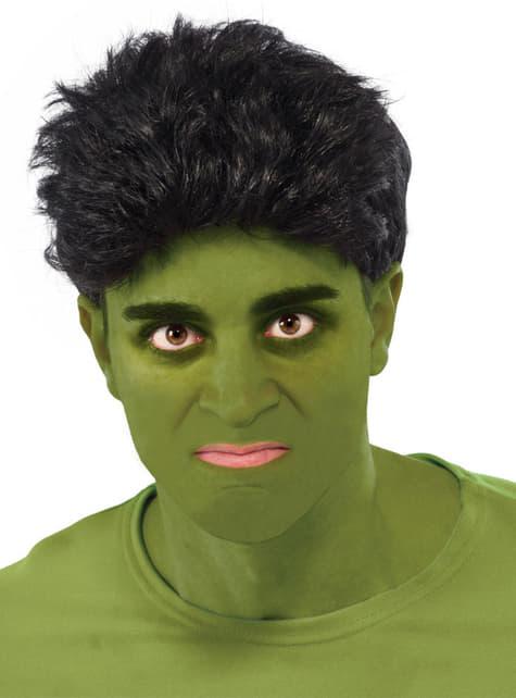 Peluca Hulk Vengadores: La Era de Ultrón para adulto