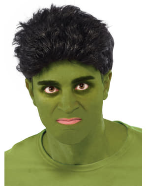 Perruque de Hulk Avengers: l'Ère d'Ultron adulte