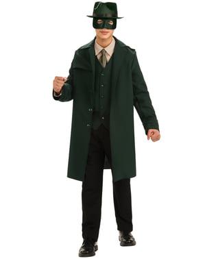 Disfraz de Green Hornet deluxe para adolescente
