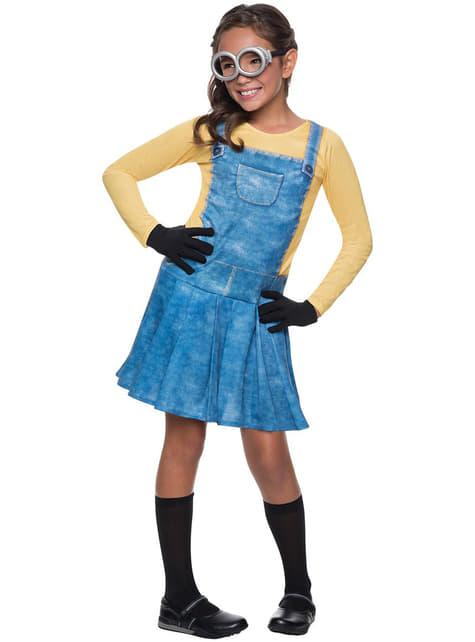 Girls Minions Costume