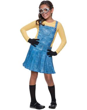 Minions Kostüm für Mädchen
