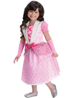 Barbie Prinsesse Rosebud kostume til piger