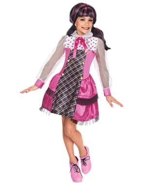 Strój Draculaura Monster High Romance dla dziewczynki