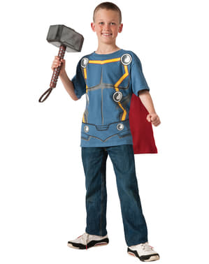 Camisola de Thor Marvel para menino