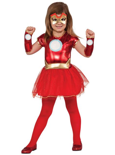 Kostium Rescue Marvel dla dziewczynki