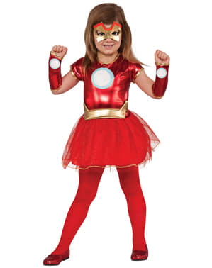 Girls Rescue Marvel Costume