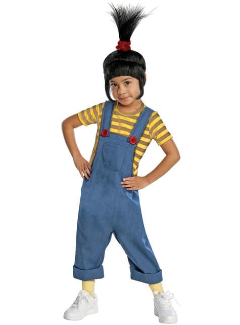 Agnes Gru Despicable Me deluxe Kostuum voor meisjes