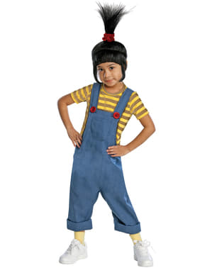 Agnes Despicable Me Deluxe Kostyme for Jente