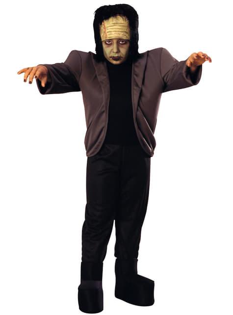 Disfraz de Frankenstein Universal Studios Monsters para niño