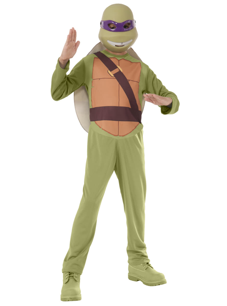 Costume de donatello tortue ninja gar on bo te vitrine - Tortues ninja donatello ...