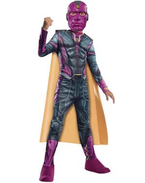Costum Vision Avengers Age of Ultron pentru băiat