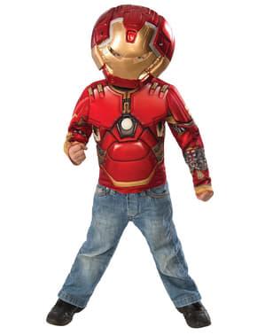 Kit costum Hulkbuster musculos pentru băiat