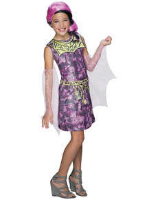 Girls Draculaura Monster High Ghouls Rule Costume  sc 1 st  Funidelia & Monster High Costumes online | Funidelia