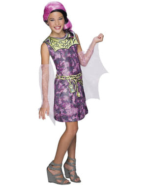 Draculaura Monster High Fantasmagoricas Kostüm für Mädchen