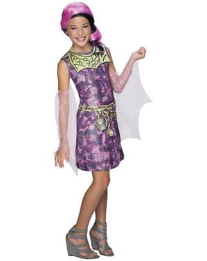 Girls Draculaura Monster High Ghouls Rule Costume