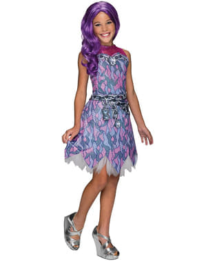 Costume Spectra Vondergeist Monster High S.O.S. Fantasmi bambina