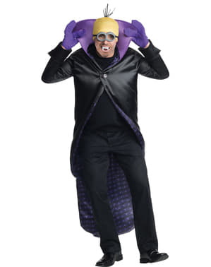Erkek Dracula Minions Kostüm