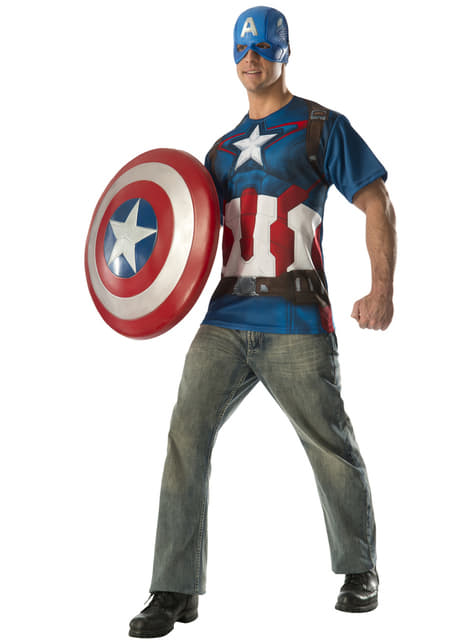 Adults Captain America Avengers: Age of Ultron Costume Kit