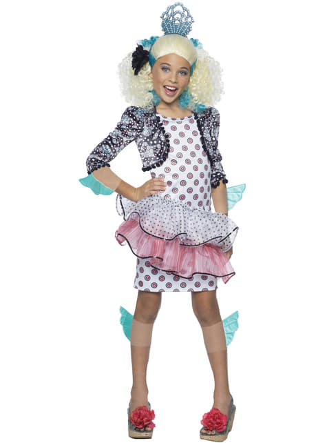 Girls Lagoona Blue Monster High Deluxe Costume